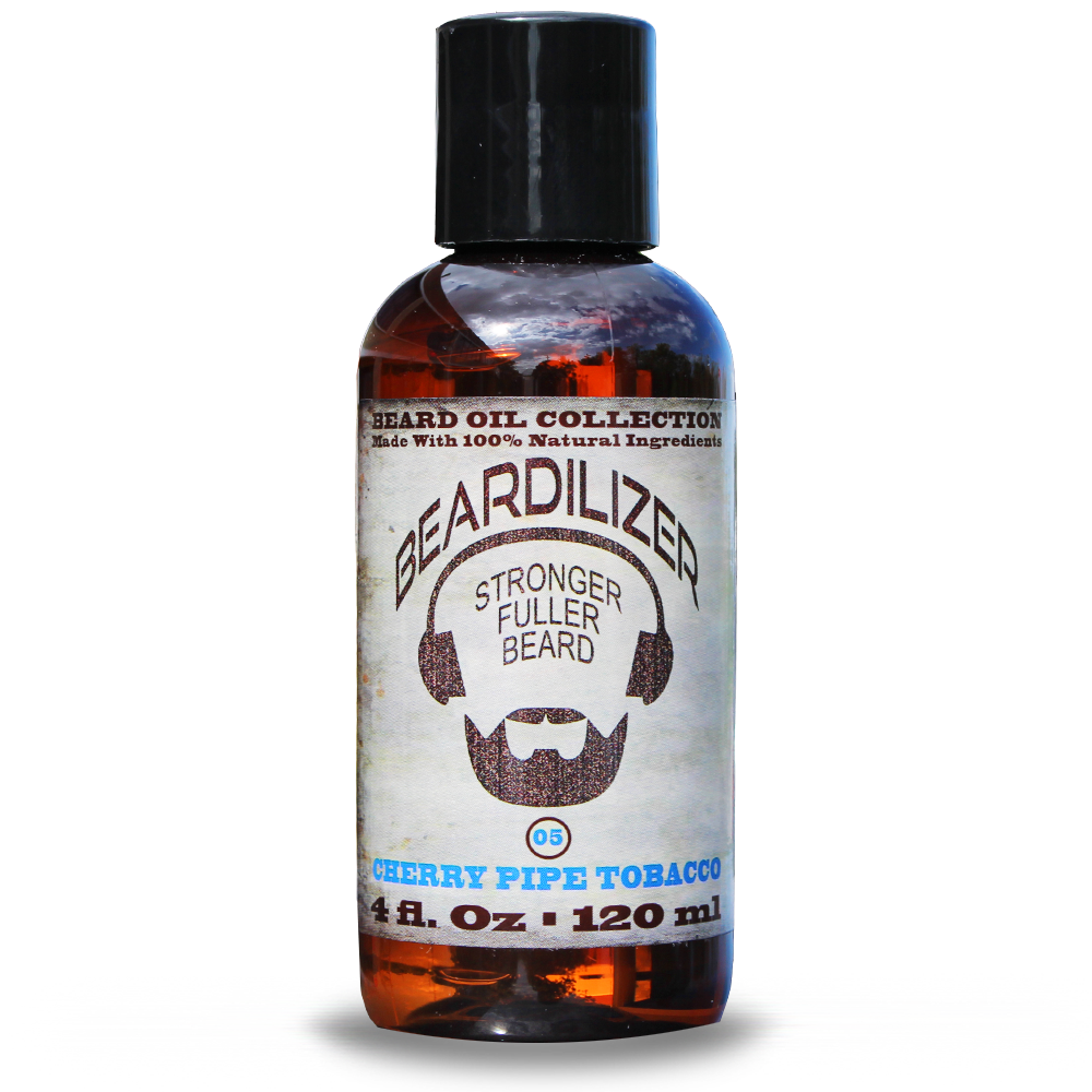 cherry pipe tobacco beard oil